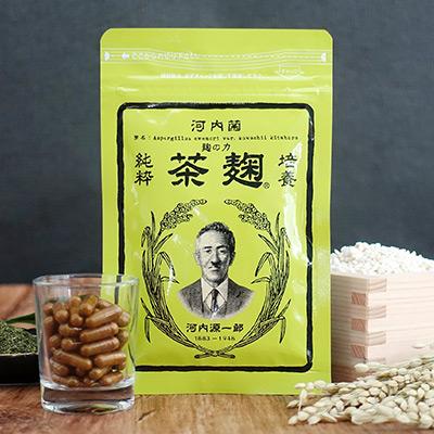 茶麹(乳酸菌入り)